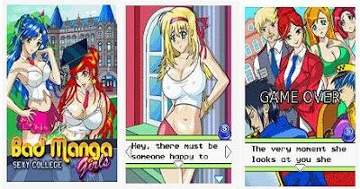 sexy manga girls