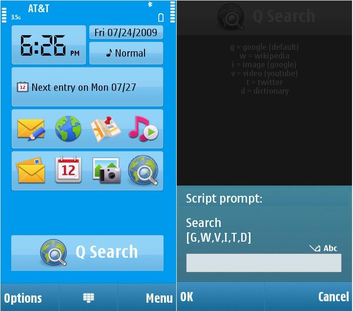 The opera mobile web browser for symbian s60 password manager