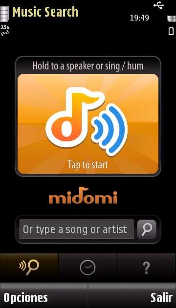 Midomi s60v5 (Music Search & ID) nokia 5800 xpress music and N97 ...