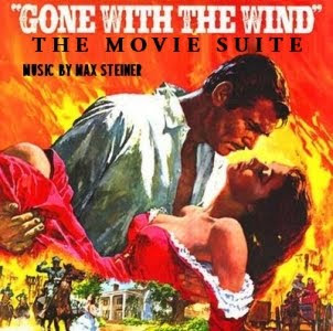 the various use of contrasts in the movie gone with the wind by victor fleming