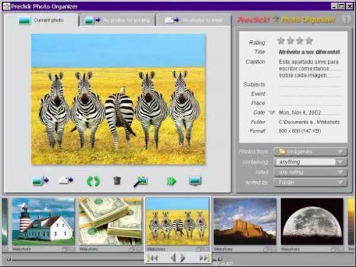 Preclick Photo Organizer 1.2