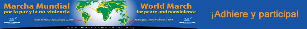 """La """"No Violencia"""" es la Fuerza que Transformara el mundo"""
