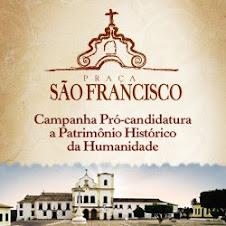 Praça São Francisco: Ajude a Divulgar!