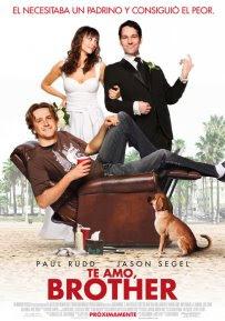 Te Amo Brother (2009) | 3gp/Mp4/DVDRip Latino HD Mega