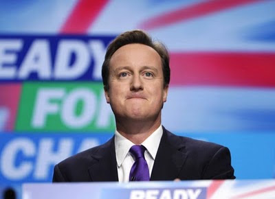 David Cameron - Ready for Change?