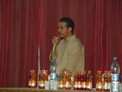 المشاركة في حفل المستشفى15/09/2009