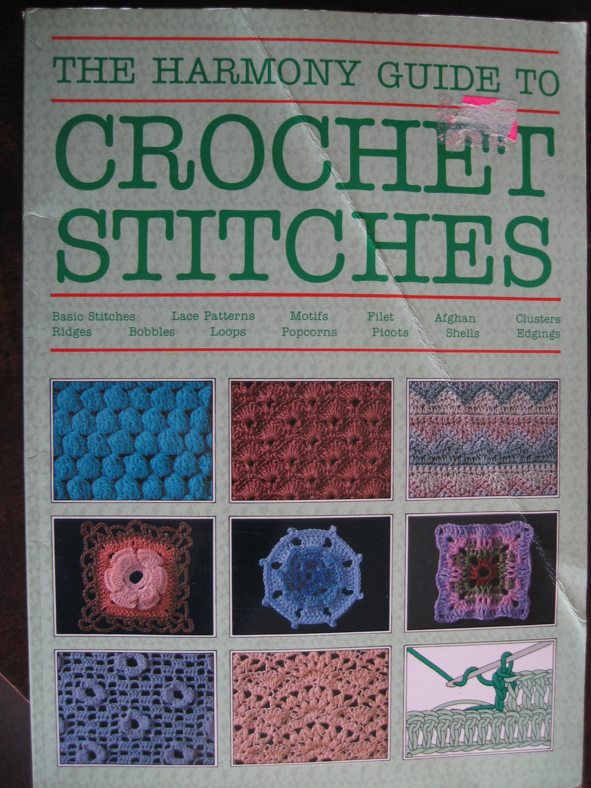 BLURT Blogger: Japanese Diagram Crochet Explained!