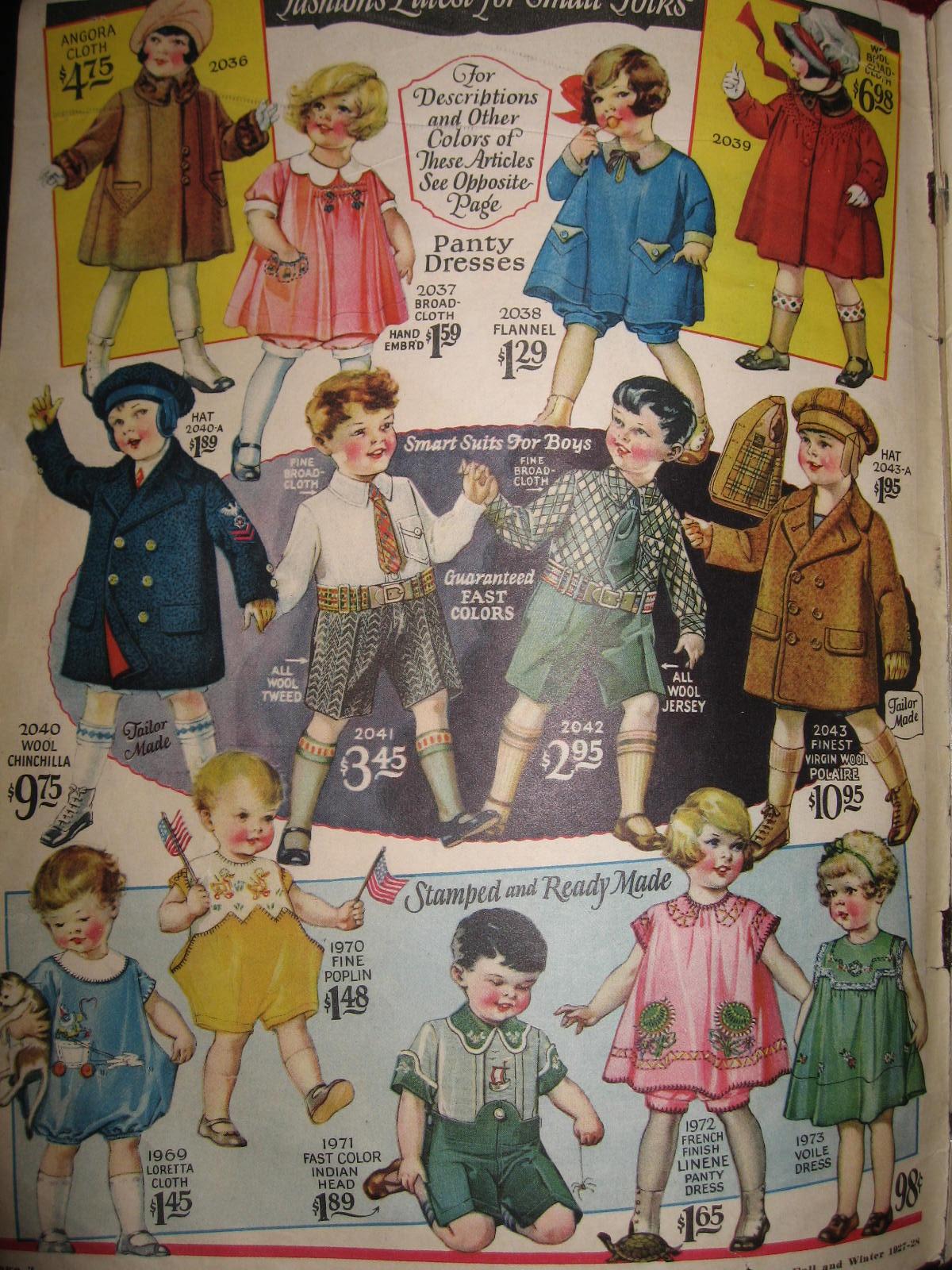 Blurt Blogger A New Obsession 1920 S Children S Amp Babies