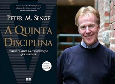 Peter Senge e seu Livro