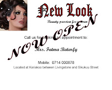 NEW LOOK SALON:CALL 0714000878