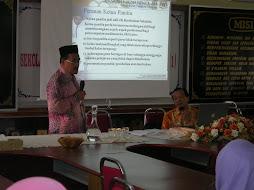 Penceramah Tn. Hj. Mat Saman Hamat