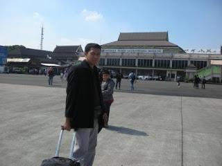 Bandar Udara Husein Satranegara Bandung