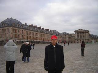 Istana Versailles Paris