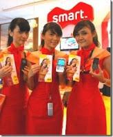 Smart Telecom Girl