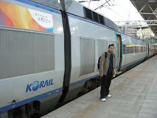 KTX - Kereta Super Cepat Korea
