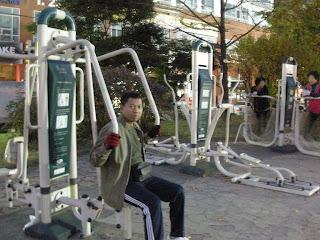 Gratis Fitnes di Suwon