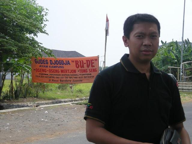 Gugeg Jogya di Surabaya