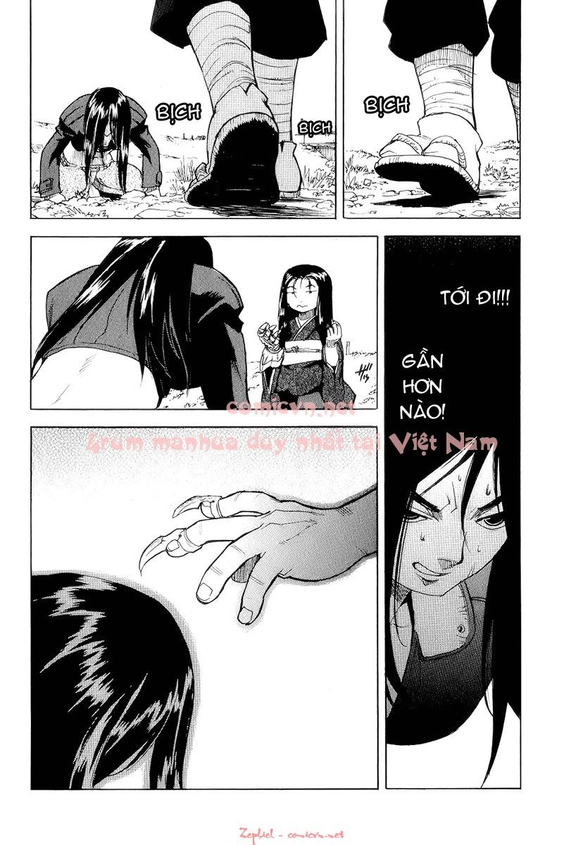 Aiki chap 40 - Trang 17