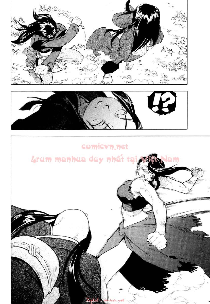 Aiki chap 40 - Trang 19
