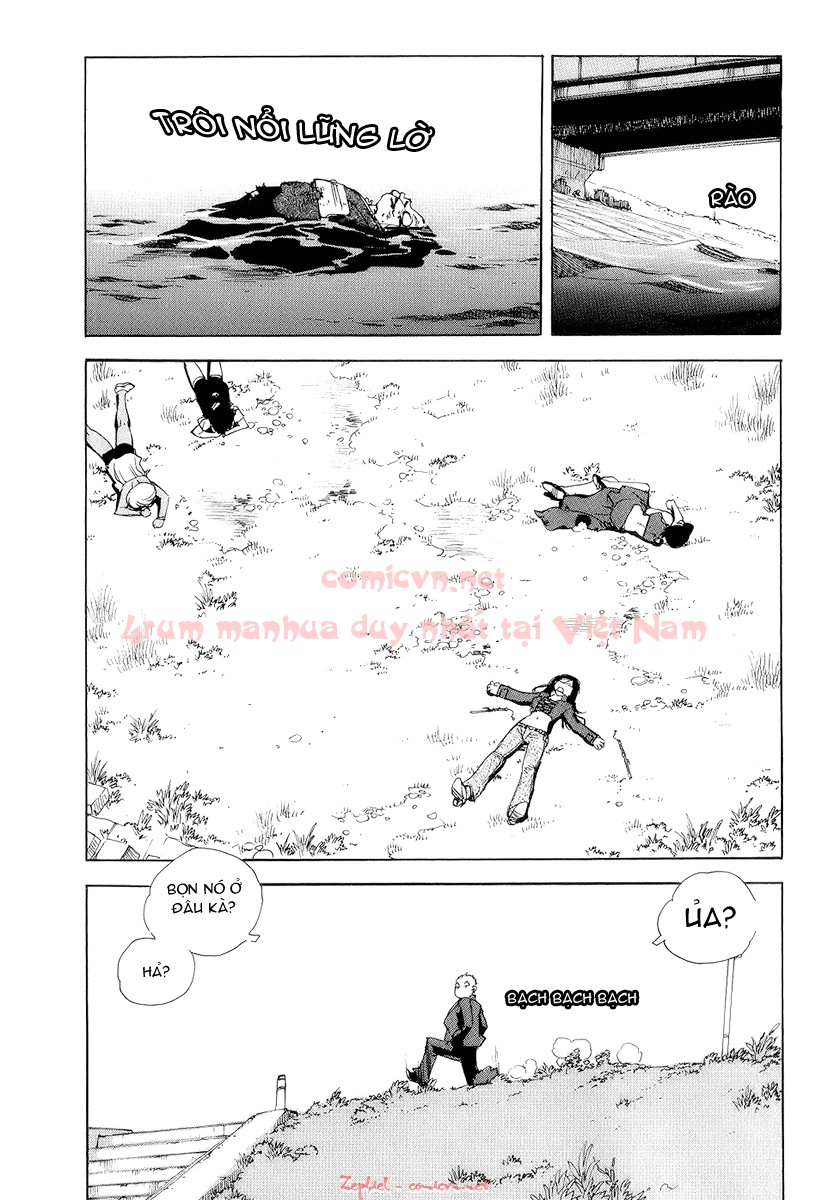 Aiki chap 40 - Trang 24