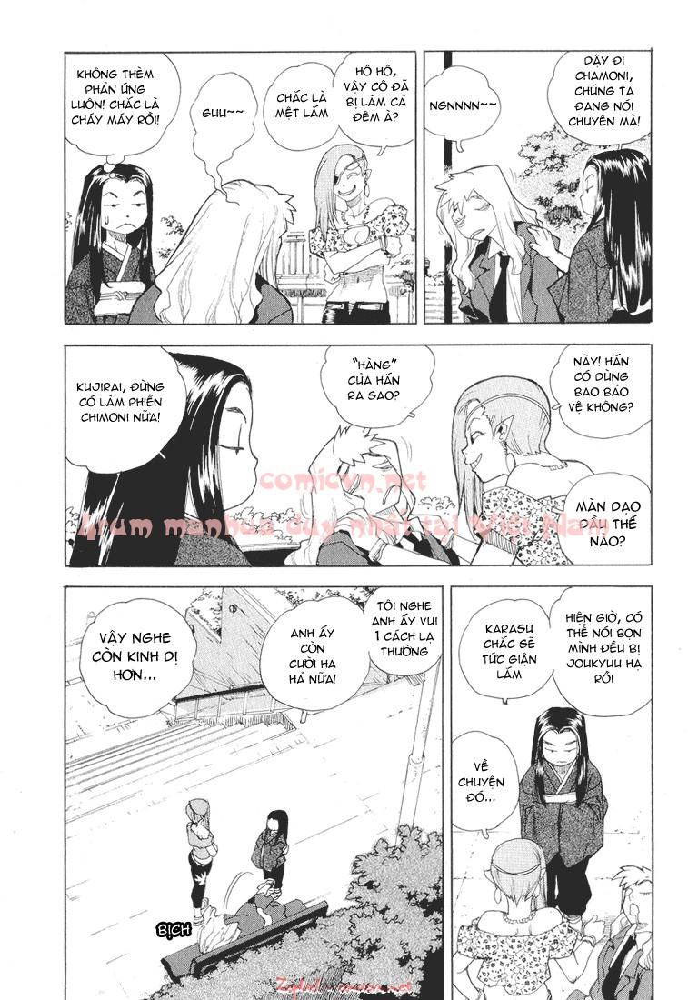 Aiki chap 30 - Trang 8