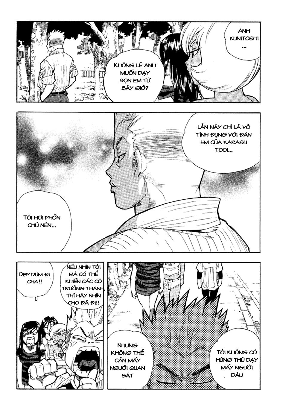 Aiki chap 36 - Trang 29