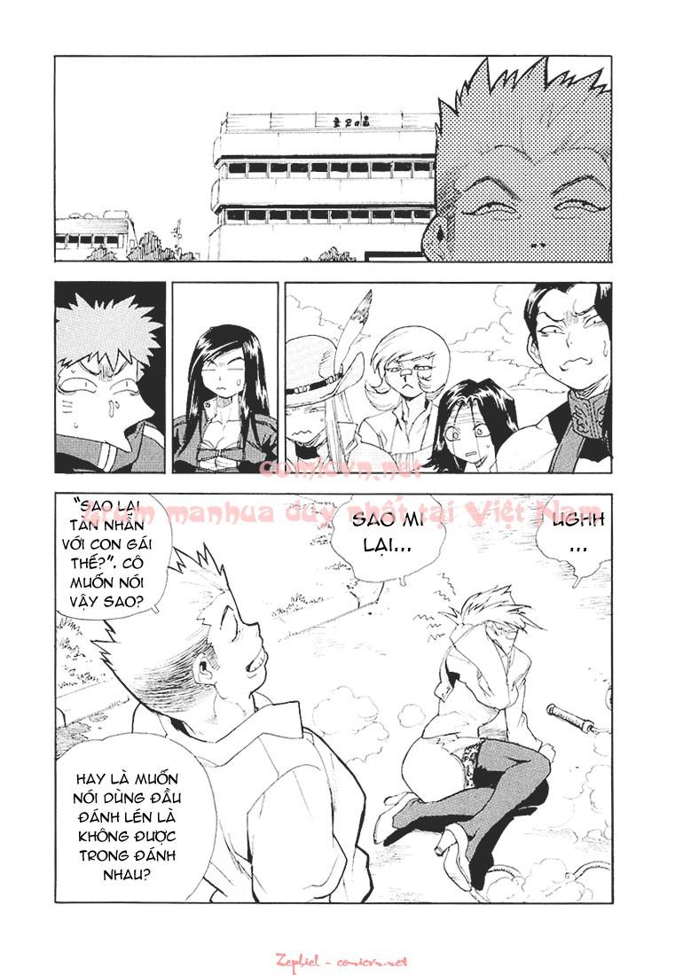 Aiki chap 24 - Trang 3