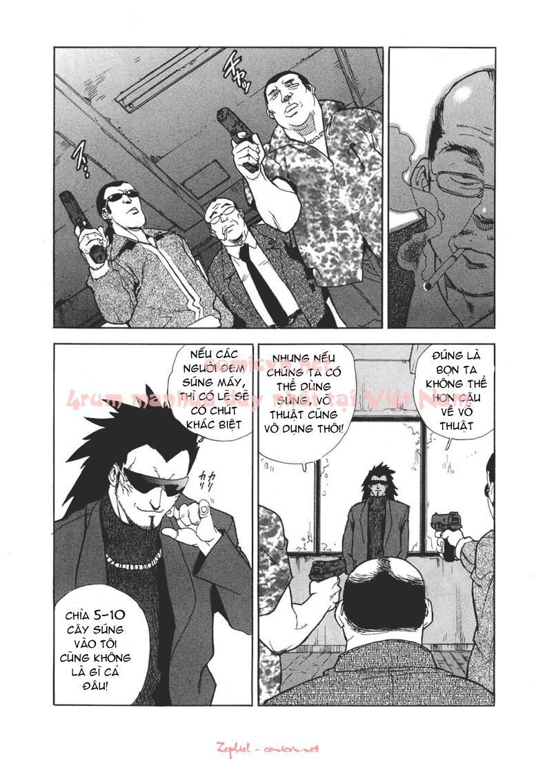 Aiki chap 21 - Trang 20