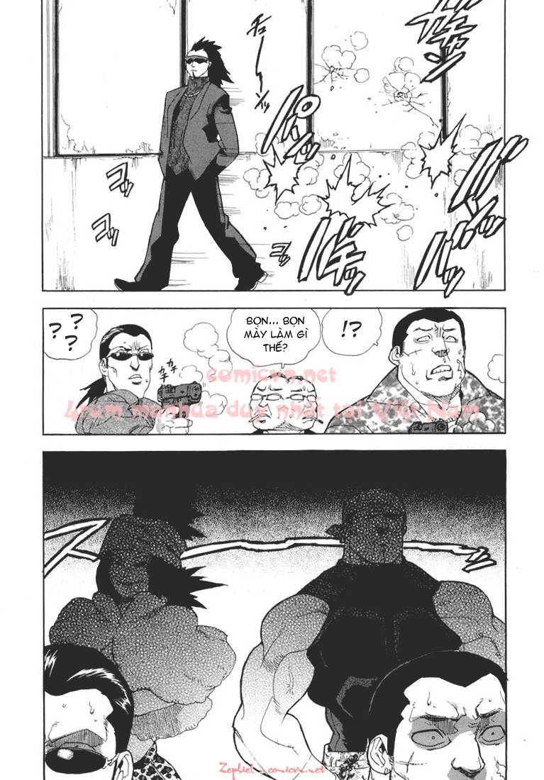 Aiki chap 21 - Trang 22
