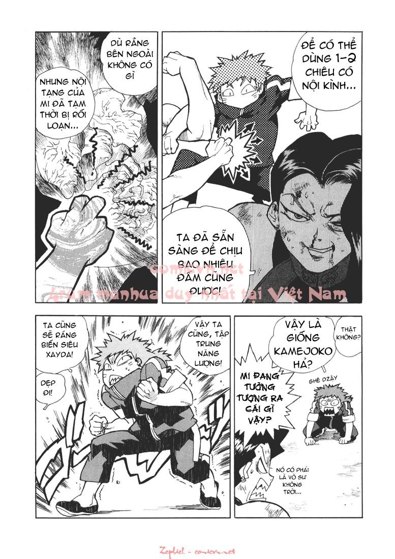 Aiki chap 20 - Trang 20