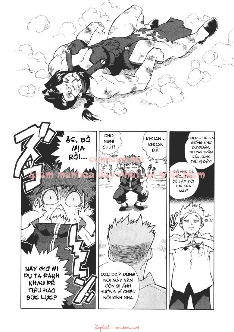 Aiki chap 20 - Trang 26