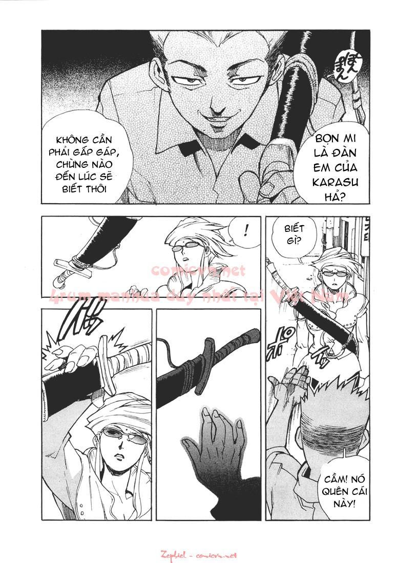 Aiki chap 20 - Trang 30