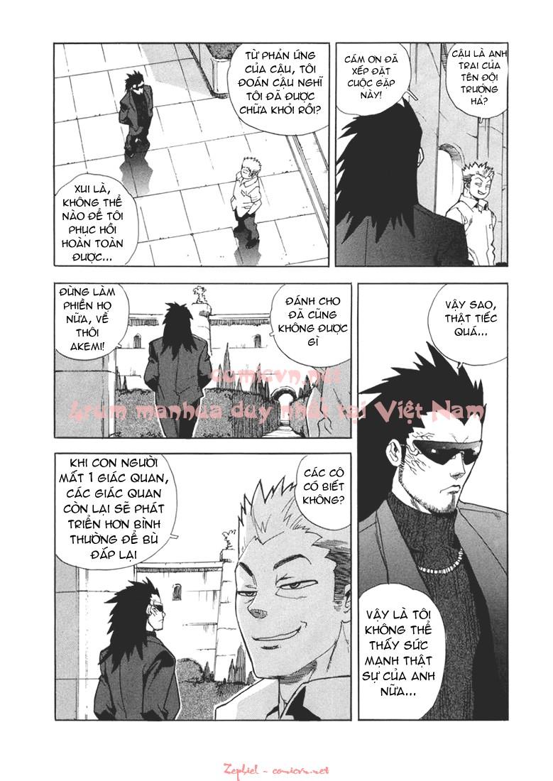 Aiki chap 17 - Trang 16