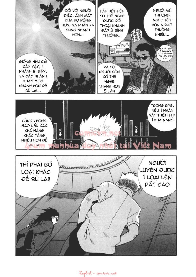 Aiki chap 17 - Trang 19