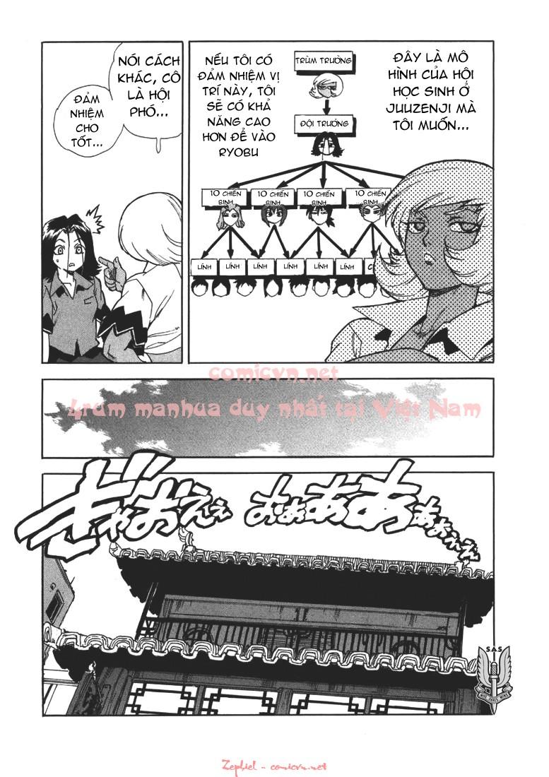 Aiki chap 16 - Trang 9