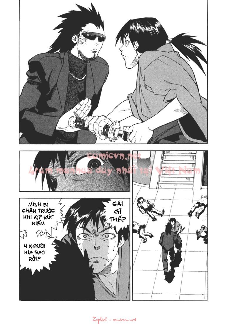 Aiki chap 16 - Trang 15