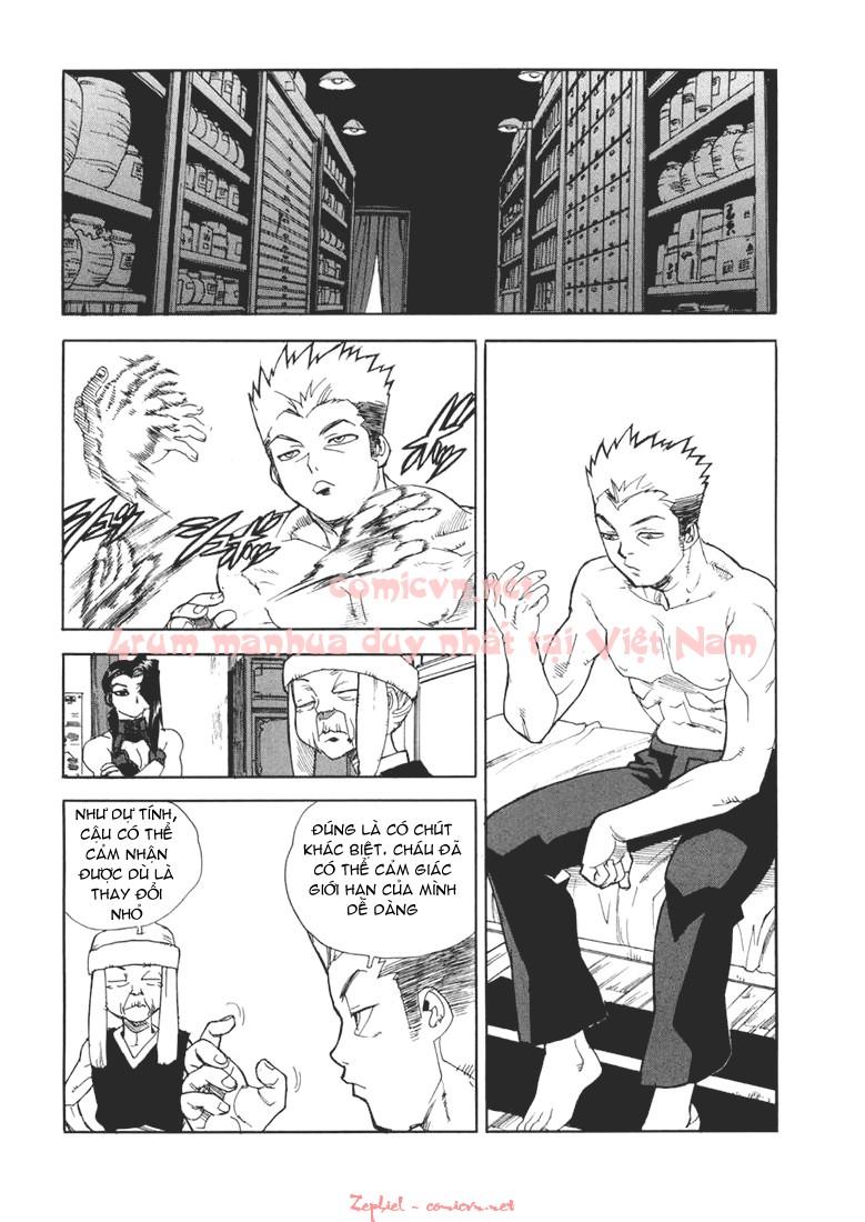 Aiki chap 16 - Trang 23