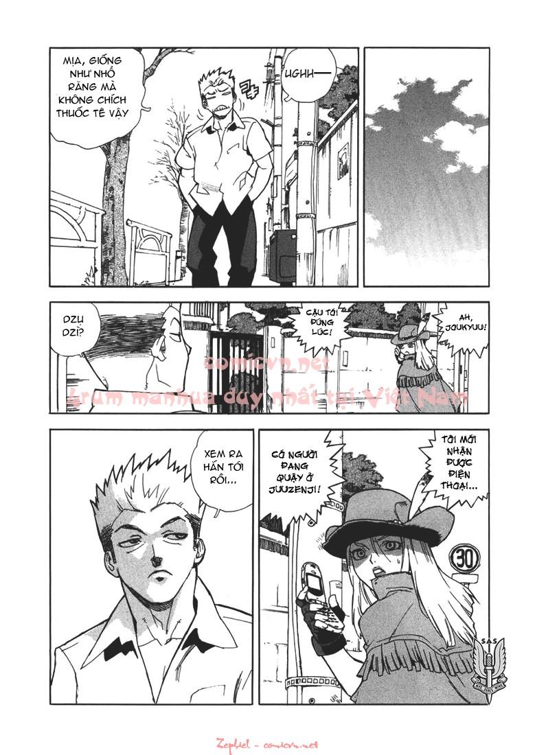 Aiki chap 16 - Trang 30