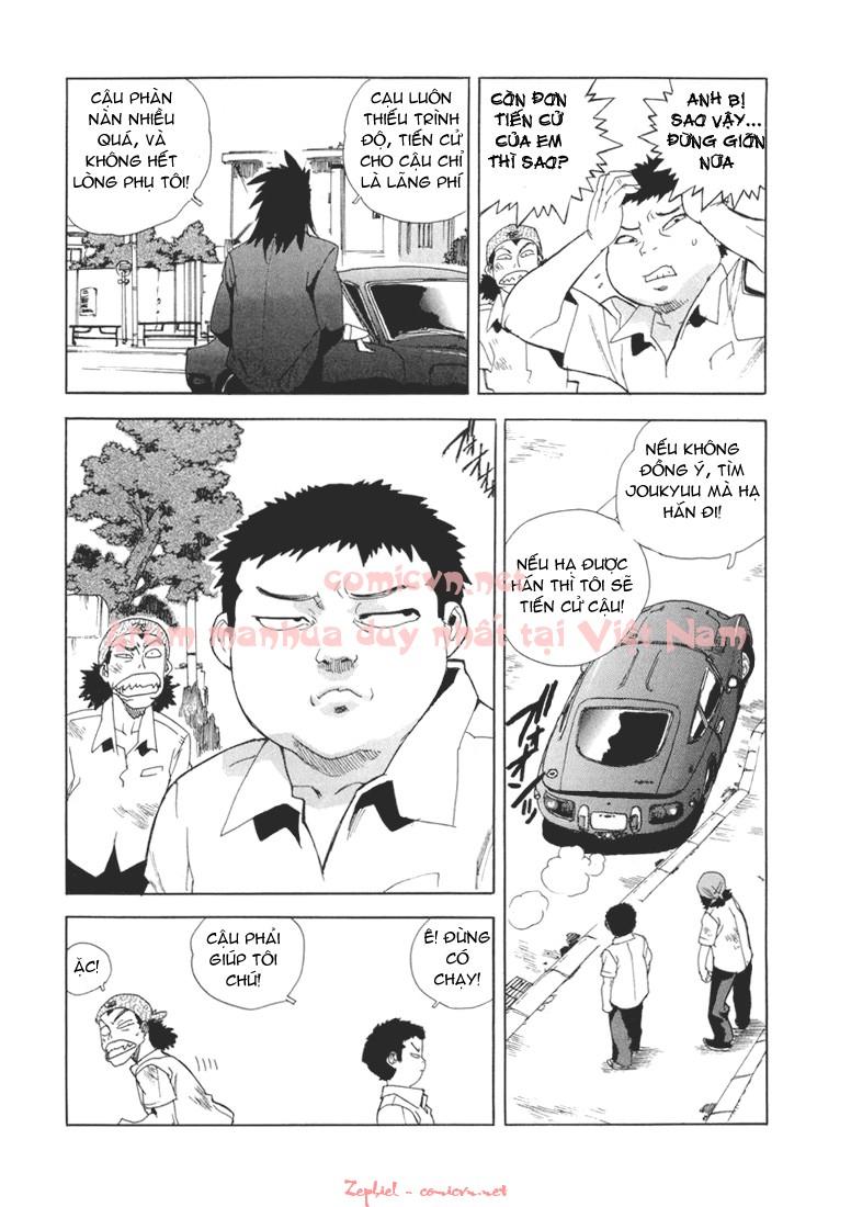 Aiki chap 14 - Trang 21
