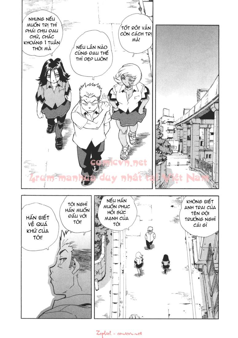 Aiki chap 14 - Trang 25