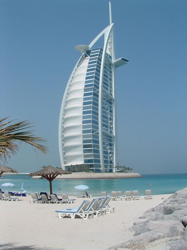 El hotel mas lujoso del mundo muy bueno taringa for El arab hotel dubai