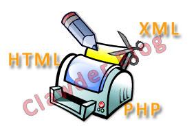 clawder diseño blog