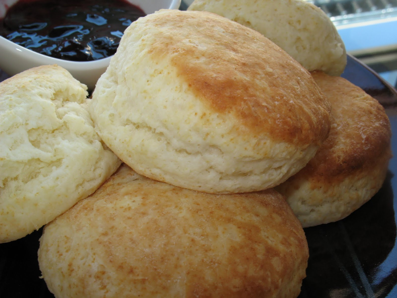 Anna's Table: Tea Biscuits
