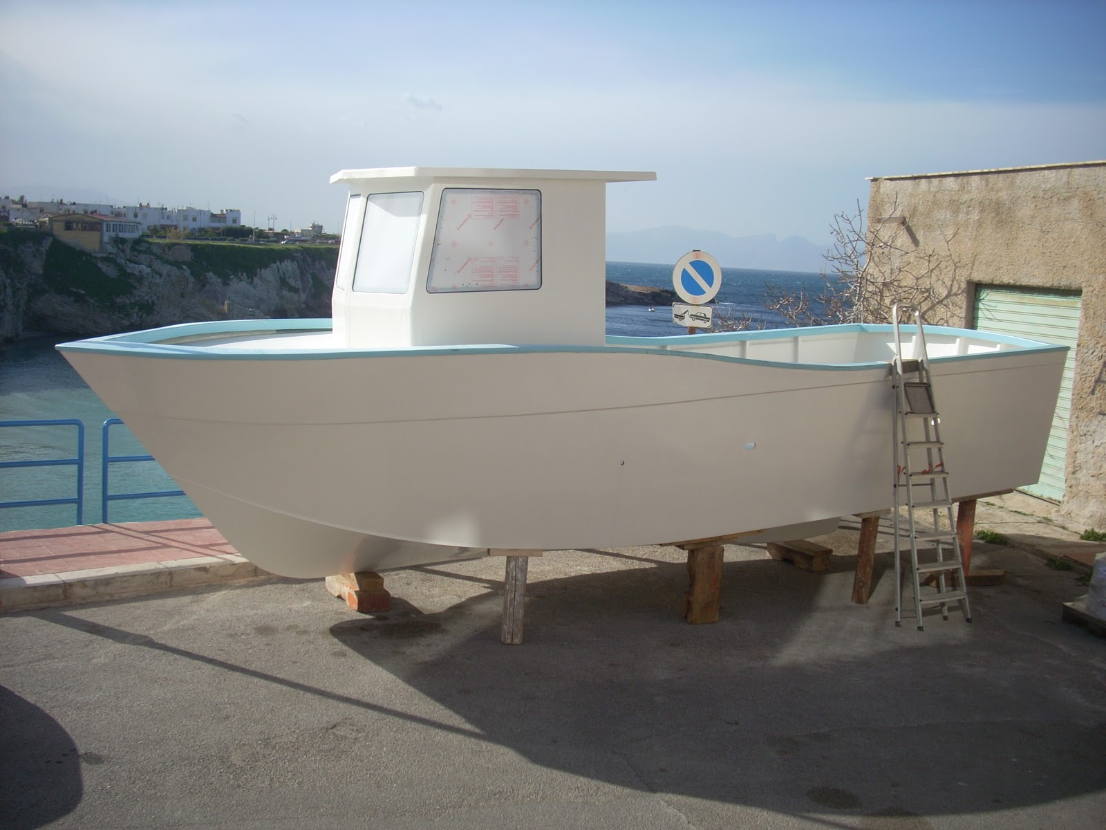 Barche da pesca barca da pesca professional allestimenti for Barca a vapore per barche da pesca