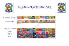PULSERAS DE ORACIONES