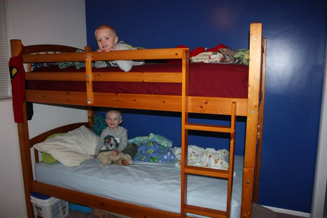 Honey Mommy Bunk Bed Boys