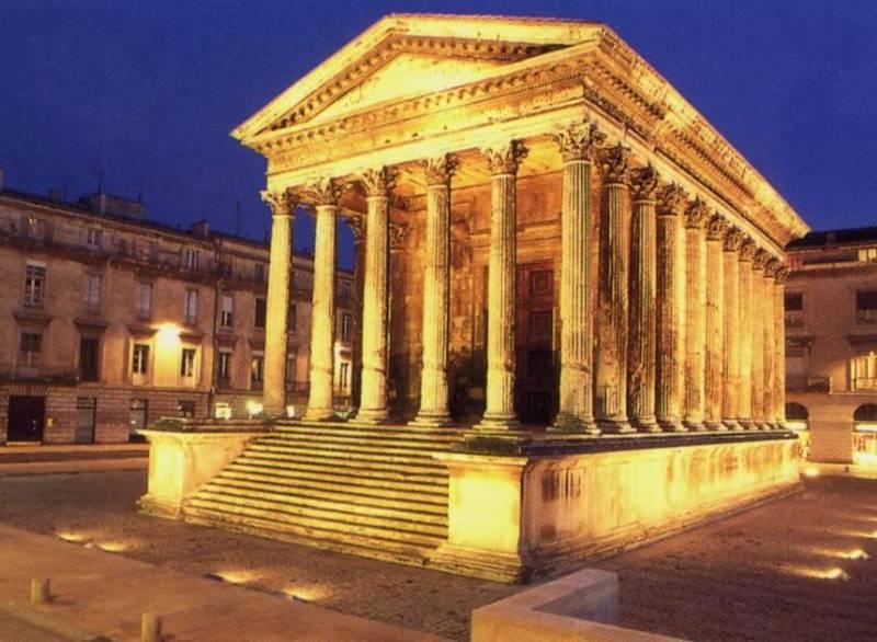 Estudi arte el arte en la historia arquitectura y for Arquitectura griega templos