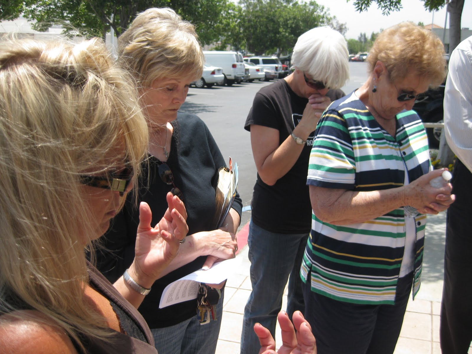 NATIONAL DAY OF PRAYER 2010 - Norco City Hall