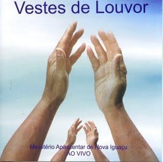 Toque No Altar - Vestes de Louvor