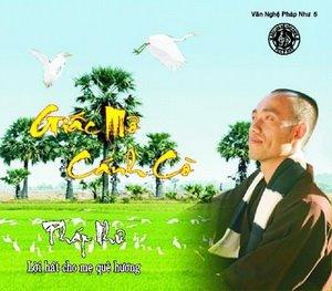 Album Vol 5 Giấc mơ cánh cò